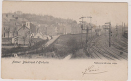 CP NAMUR Boulevard D'Herbatte  Edit Gerardon - Namur