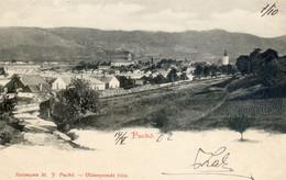 583F.....  PUCHO. UTANNYOMAS TILOS - Ungheria