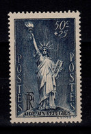 YV 352 N** Statue De La Liberte Cote 8 Euros - Unused Stamps