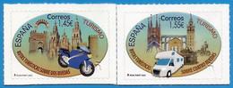 España. Spain. 2020. Turismo. Rutas Turísticas Sobre Dos Y Cuatro Ruedas. Moto. Autocaravana - 2011-... Nuovi & Linguelle