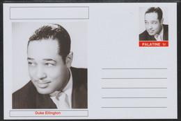 40751 Palatine (Fantasy) Personalities - Duke Ellington - Cartoline