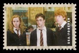 Etats-Unis / United States (Scott No.4837 - Harry Potter) (o) - Stati Uniti