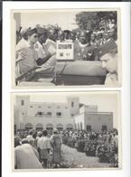 Haute - Volta  1958  ,  10 Photographies  13 X 18 Cm   - Au Dos Tampon : Cliché M. Carrère , Service Information - Afrika
