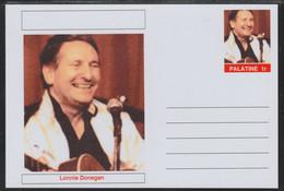 40796 Palatine (Fantasy) Personalities - Lonnie Donegan - Cartoline