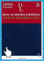 España. Spain. 2020. Literatura. RAE. Nuevas Palabras 2019 - 2011-... Nuovi & Linguelle