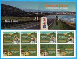 España. Spain. 2020. Los Caminos De Santiago Del Norte Peninsular. Camino De Liébana - 2011-... Nuovi & Linguelle