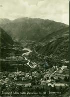 BORDOGNA (  Roncobello / BERGAMO ) PANORAMA - EDIZIONE RIZZINI - 1950s (BG6055) - Bergamo