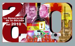 España. Spain. 2020. HB. La Generación De La Década De 2010 - 2011-... Nuovi & Linguelle