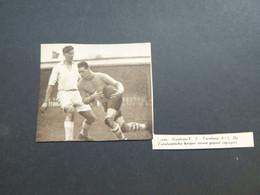 """Origineel Knipsel ( 7190 ) Uit Tijdschrift """" Zondags """" 1936 : Voetbal  Football  Gantoise F. C.  - Turnhout - Non Classés"""