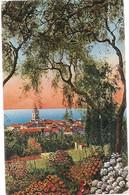 Italy & Circulated, Bordighera Da Monte Verdi , Dublin Ireland 1929 (4224) - Altre Città