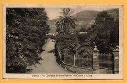 Sarno - Via Giuseppe Sodano (Patriota Dell'unità D'Italia) - Salerno