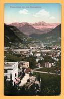 Bozen-Gries Mit Dem Rosengarten - Bolzano