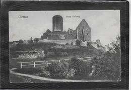 AK 0563  Burg Gleiberg Bei Gießen - Verlag Heilbronner Um 1910 - Giessen