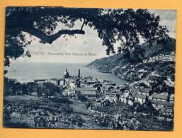 Vietri - Panorama Con Veduta Di Raito - Salerno