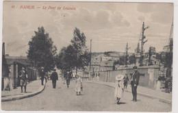 CP NAMUR Pont De Louvain - Namur