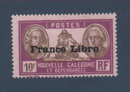 Timbre Nouvelle-Calédonie 10 F N° 228 Gomme Charnière - Nuovi