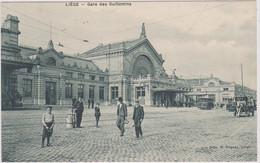 CP Liege La Gare Des Guillemins - Luik