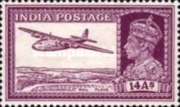 MNH STAMPS - India - King George VI, 1895-1952 -  1940 - Non Classificati