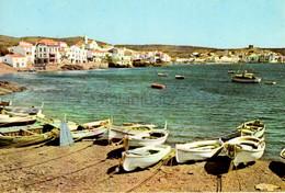 Cadaques , Años 50, Años 60,  Costa Brava , Mediterráneo, Barcas, Vintage Casas - Gerona