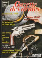GAZETTE DES ARMES N 232 Année 1993 (voir Detail) - Français