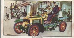CHROMO VETERAN MOTOR CARS SERIE OF 16  N° 3  DARRACQ 1904 - Sonstige