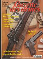 GAZETTE DES ARMES N 235 Année 1993 (voir Detail) - Français