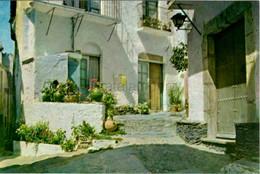 Cadaques , Años 50, 1959,  Costa Brava , Mediterráneo, Barcas, Vintage Casas, - Gerona