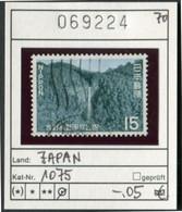 Japan - Japon - Nippon - Michel 1075 - Oo Oblit. Used Gebruikt - 1926-89 Imperatore Hirohito (Periodo Showa)