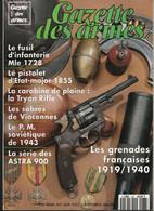 GAZETTE DES ARMES N 237 Année 1993 (voir Detail) - Français