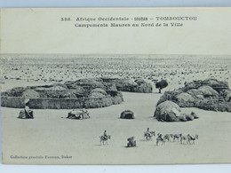 CPA - Soudan - Tombouctou - Campements Maures Au Nord De La Ville - Sudan