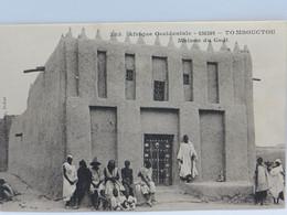 CPA - Soudan - Tombouctou - Maison Du Cadi - Sudan