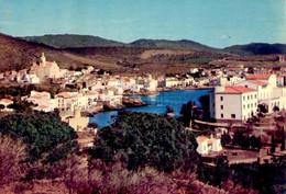 Cadaques , Años 60, Costa Brava , Mediterráneo, Vintage, Casas, Iglesia - Gerona