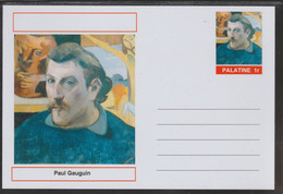 69205 Palatine (Fantasy) Personalities - Paul Gauguin - Cartoline