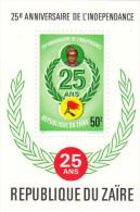 Zaire Hb 38 - 1980-89: Nuovi