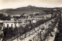 47 - Barcelona - Avenida Del Tibidabo  - Soberanas - Barcelona