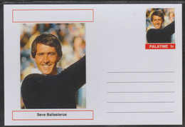 69218 Palatine (Fantasy) Personalities - Seve Ballesteros (golf) - Cartoline