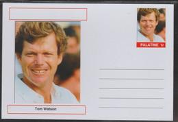 69219 Palatine (Fantasy) Personalities - Tom Watson (golf) - Cartoline