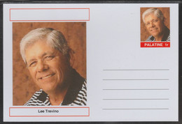 69220 Palatine (Fantasy) Personalities - Lee Trevino (golf) - Cartoline
