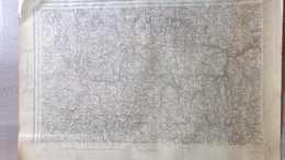 23-GUERET-SARDENT-MAISONNISSE-MOURIOUX-JABREIL-MORTEROLLES-BOURGANEUF-SOUBREBOST-PONTARION-CHATELUS-BILLANGES- - Posters