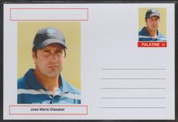 69225 Palatine (Fantasy) Personalities - Jose Maria Olazabal (golf) - Cartoline