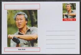 69226 Palatine (Fantasy) Personalities - Isao Aoki (golf) - Cartoline