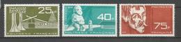 Timbre De Polynésie Francaise En Neuf **  P-a N 11/13 - Unused Stamps