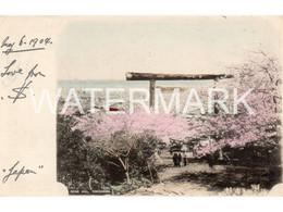 NOGE HILL YOKOHAMA OLD COLOUR POSTCARD JAPAN - Yokohama