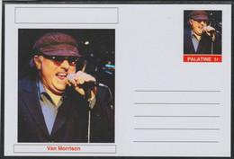 69661 Palatine (Fantasy) Personalities - Van Morrison - Cartoline