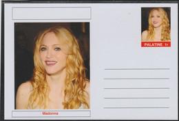69663 Palatine (Fantasy) Personalities - Madonna (singer) - Cartoline