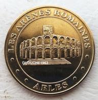 Monnaie De Paris 13.Arles - 1 Arenes Romaines  2004 - Monnaie De Paris