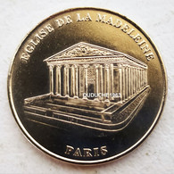 Monnaie De Paris 75.Paris - Eglise De La Madeleine 2006 M - Monnaie De Paris