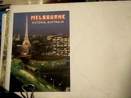 AUSTRALIA MELBOURNE E VICTORIA MULTI VUES BRIDGE  STADIO  GARE STATION 2000  HR10790 - Australia