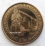 Monnaie De Paris 88 Domrémy - Maison De Jeanne D'Arc 2006 - Monnaie De Paris