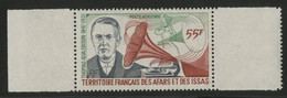 AFARS Et ISSAS POSTE AERIENNE COTE 6 € N°110 MNH**  55 Fr THOMAS EDISON. TB - Altri